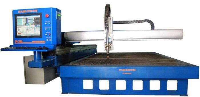 Máy cắt CNC plasma là gì?