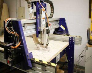 4 ưu điểm làm công nghệ CNC ứng dụng rộng trong thiết kế nội thất